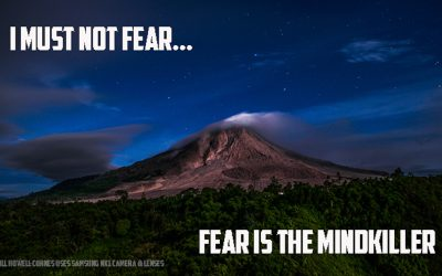 WHAT ARE YOU AFRAID OF? CONFRONTING YOUR FEARS