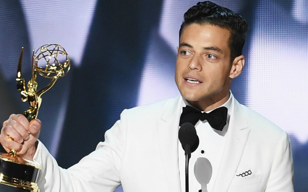 MR ROBOT: RAMI MALEK WINS BEST ACTOR EMMY