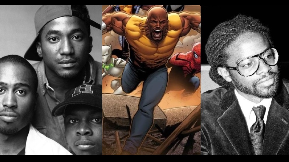 CHECK OUT THIS DOPE VIDEO ABOUT THE MUSIC OF LUKE CAGE