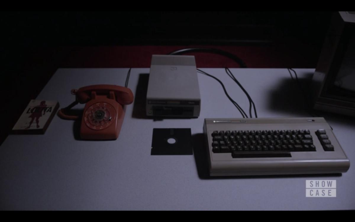 S02E11 - Back to the Future C64