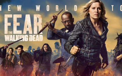 FEAR THE WALKING DEAD CREATING AND WRITING ANTAGONISTS
