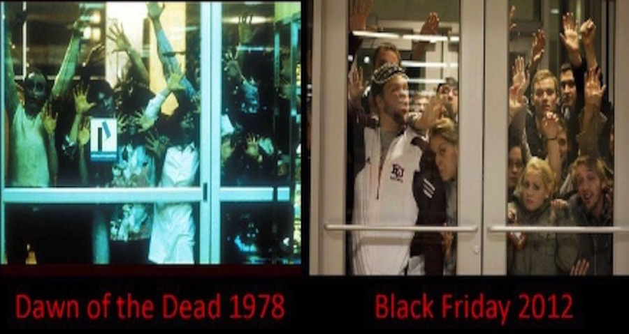 Zombies! black friday