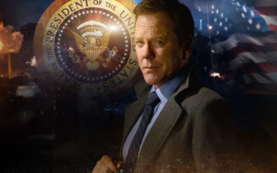 JACK BAUER GETS SWORN IN AS PRESIDENT TONIGHT!