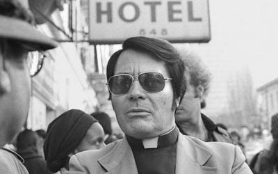 HBO DEVELOPING JONESTOWN MASSACRE SERIES