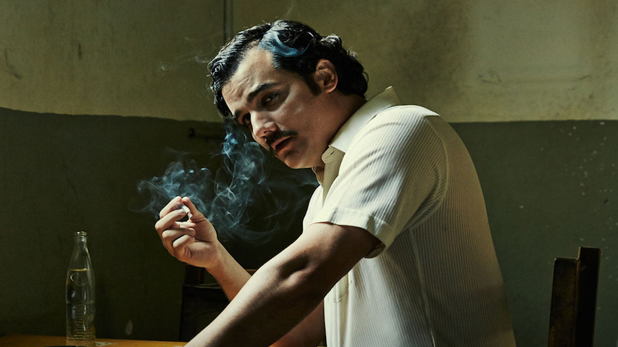 WILL PABLO ESCOBAR ESCAPE IN THIS NARCOS S02 CLIP?